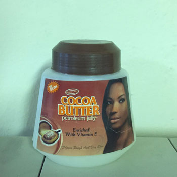 Cocoa Butter Jelly